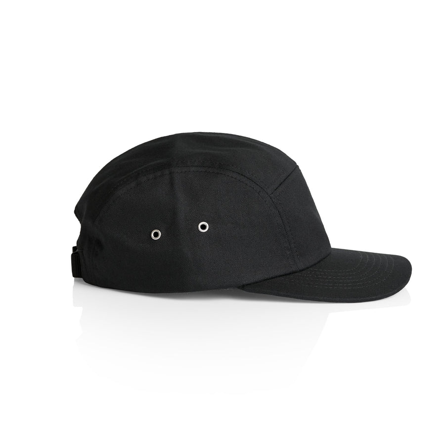 Finn Five Panel Cap 1103 - Panther Teamwear