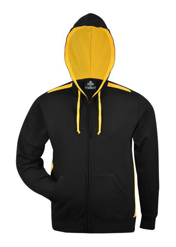 Franklin Zip Mens Hoodies - 1508 - Panther Teamwear