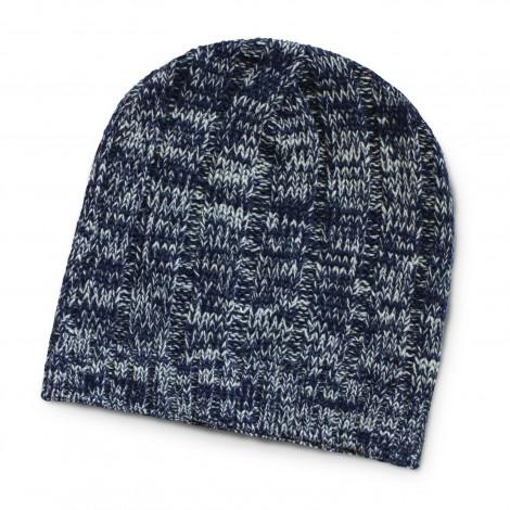 Fresno Heather Knit Beanie - Panther Teamwear