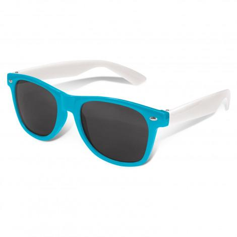 Malibu Premium Sunglasses - White Arms - Panther Teamwear