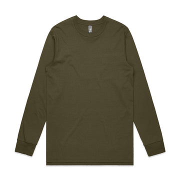Mens Base L/S Tee - 5029 - Panther Teamwear