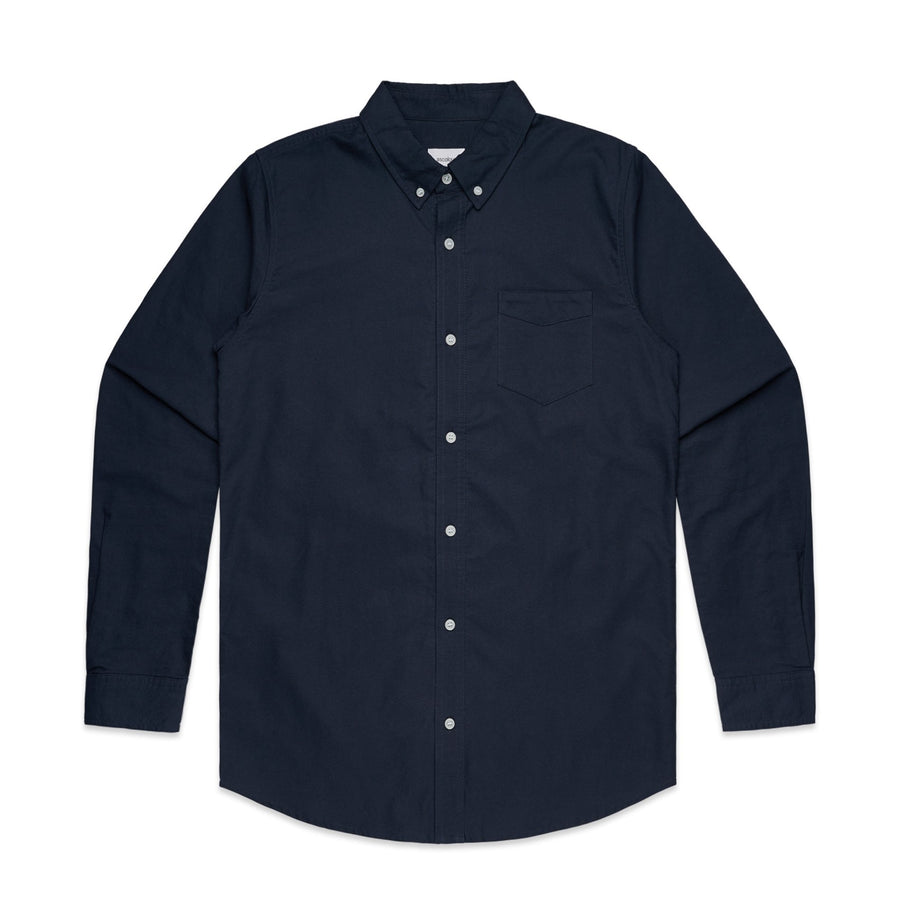 Mens Oxford Shirt - 5401 - Panther Teamwear