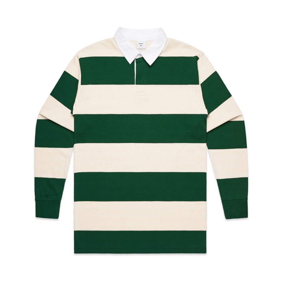Mens Rugby Stripe Jersey - 5416 - Panther Teamwear
