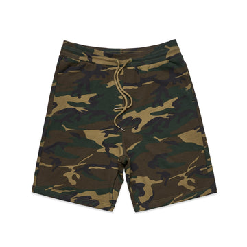 Mens Stadium Camo Shorts - 5916C - Panther Teamwear