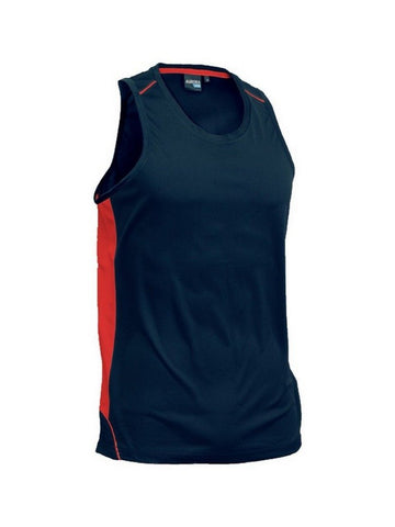 MPS Matchpace Singlet - Adults - Panther Teamwear