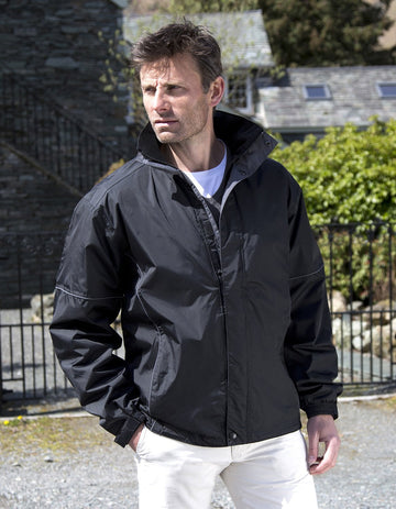 R111X Result Adult Urban Fell Technical Jacket - Panther Teamwear