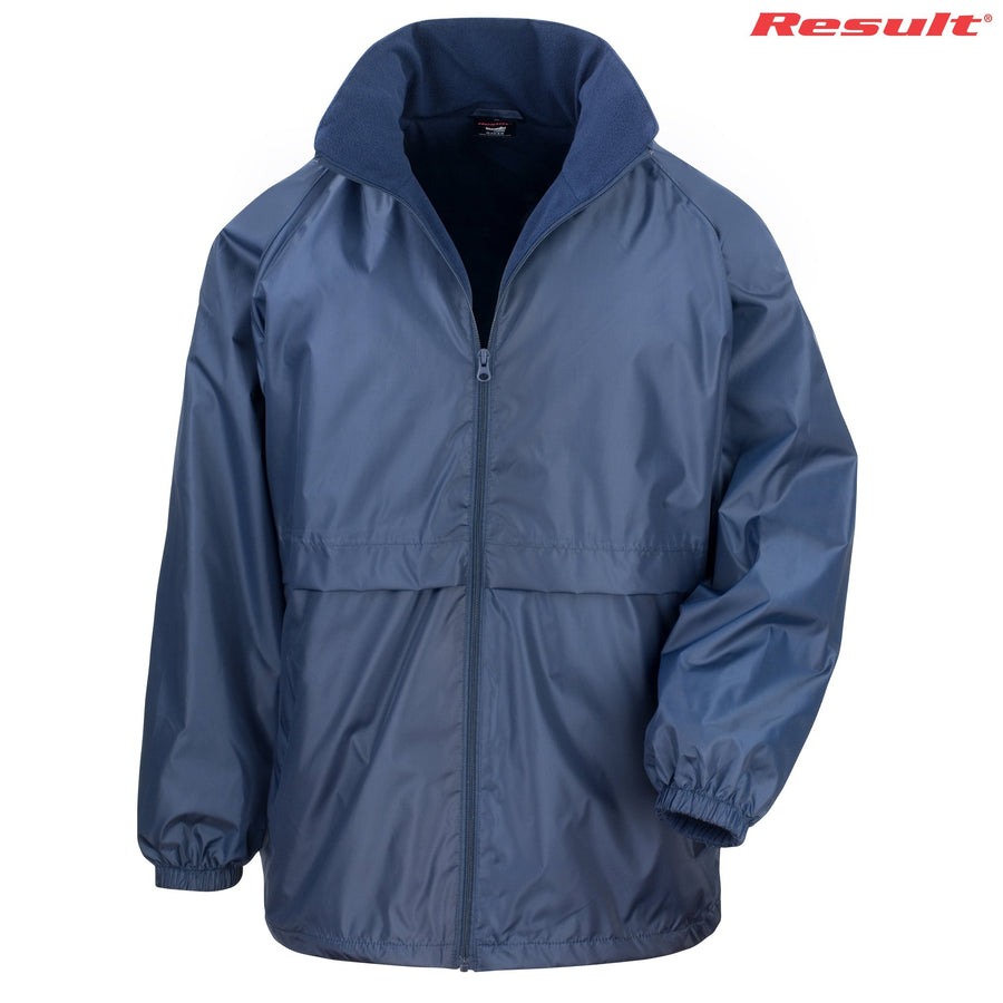R203X Result Adult Core Dri-Warm & Lite Jacket - Panther Teamwear