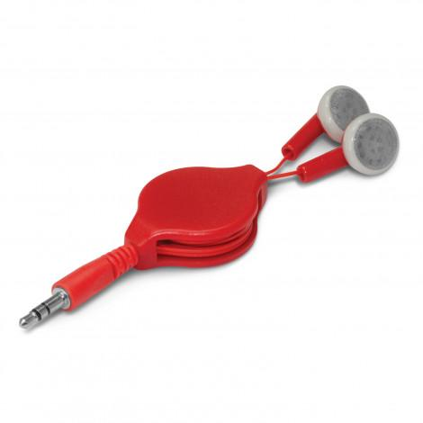 Retractable Earbuds - Panther Teamwear
