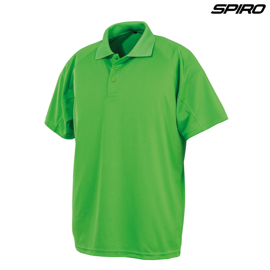 S288B Spiro Youth Impact Performance Aircool Polo - Panther Teamwear