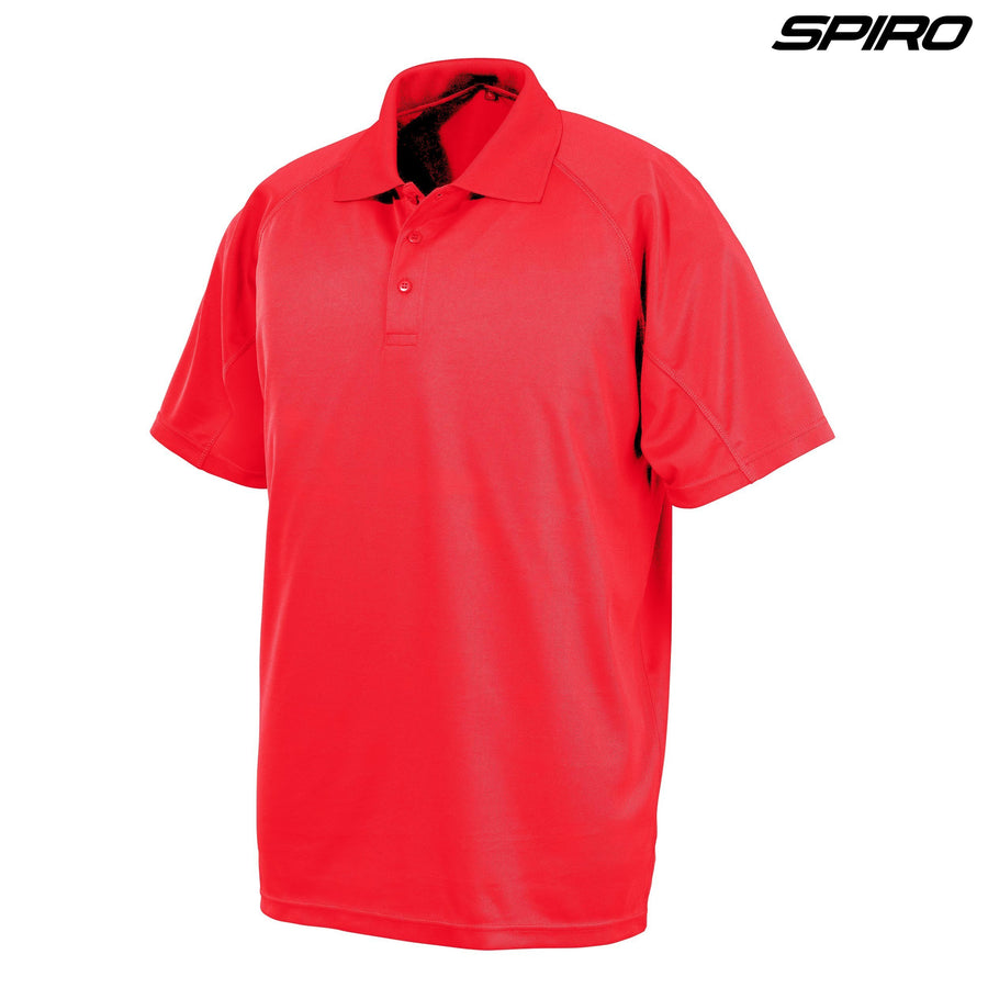 S288X Spiro - Adult Impact Performance Aircool Polo - Panther Teamwear