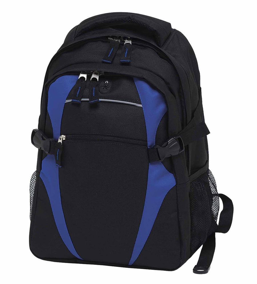 Spliced Zenith Backpack - BSPB - Panther Teamwear