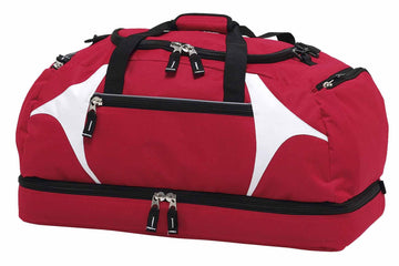 Spliced Zenith Sports Bag - BSPS - Panther Teamwear