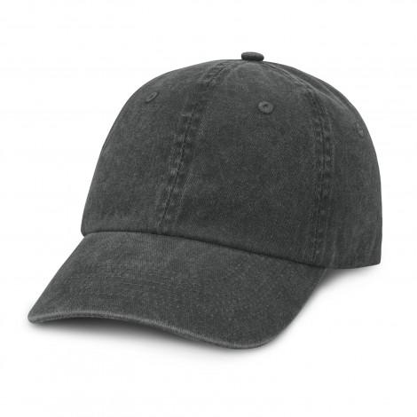 Stone Washed Cap - Panther Teamwear