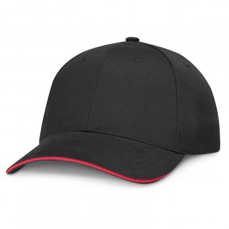 Swift Cap - Black - Panther Teamwear