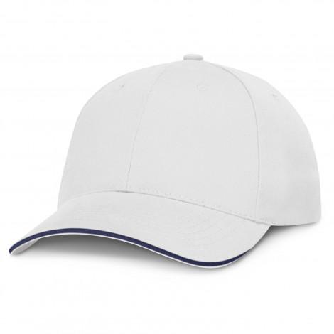 Swift Cap - White - Panther Teamwear