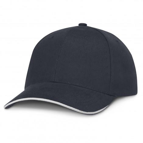 Swift Cap - White Trim - Panther Teamwear