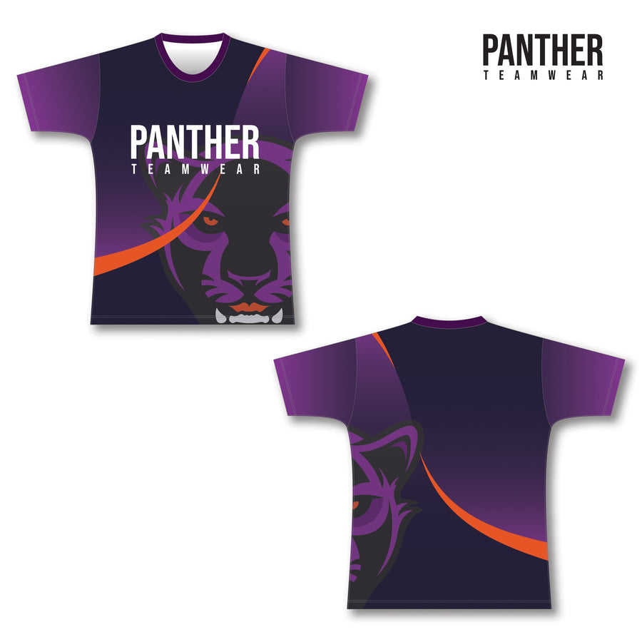T-Shirt Set Sleeve - Panther Teamwear