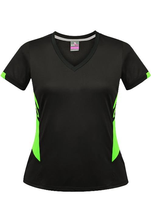 Tasman Lady Tees - 2211 - Panther Teamwear