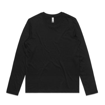 Wo's Chelsea L/S Tee - 4034 - Panther Teamwear
