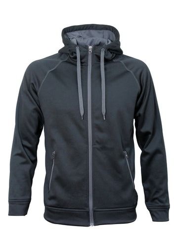XTZ Performance Zip Hoodie - Panther Teamwear