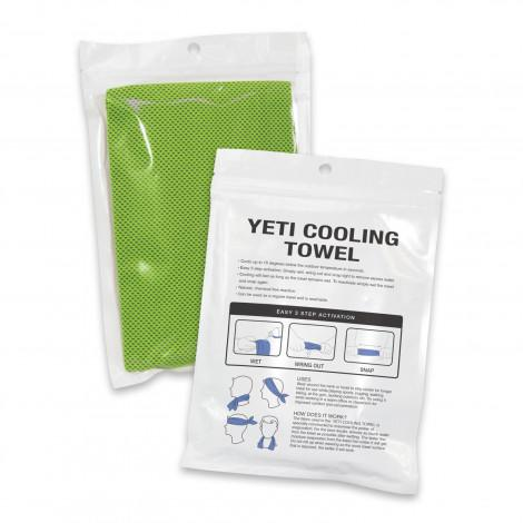 Yeti Premium Cooling Towel - Pouch - Panther Teamwear