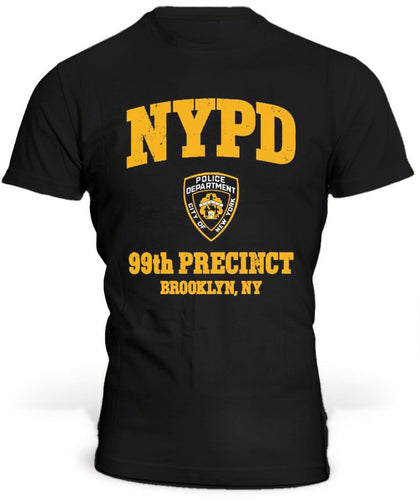 T-Shirt New York NYPD
