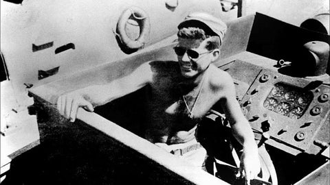 John Kennedy service militaire