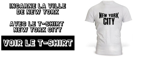 T-Shirt New York City