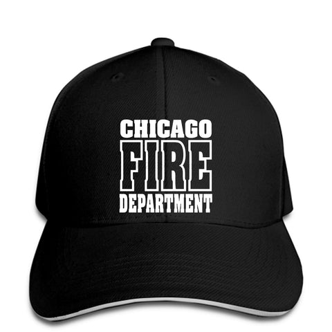 Casquette Chicago Fire Department