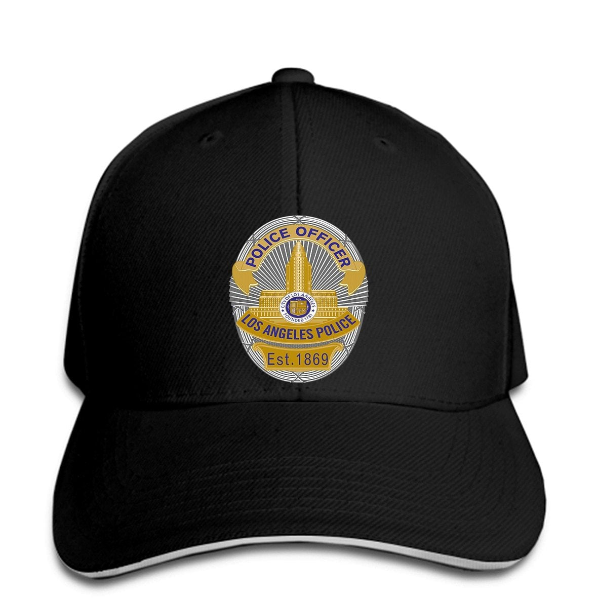 Casquette Los Angeles Police