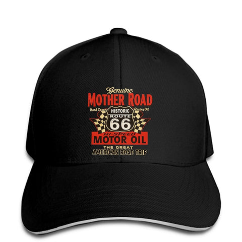 Casquette Route 66 Mother Road