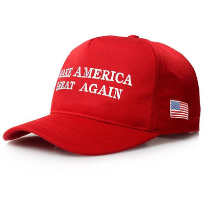 Casquette USA Make America Great Again Rouge