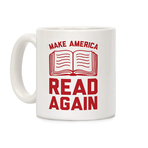 Mug USA Make America Read Again