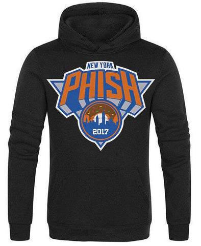 Sweat New York Phish