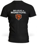 T-Shirt Believe In Monsters