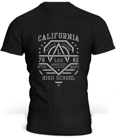 T-Shirt Los Angeles High School