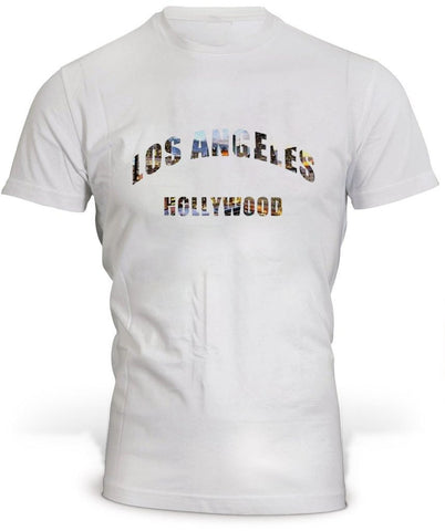 T-Shirt Los Angeles Hollywood Boulevard
