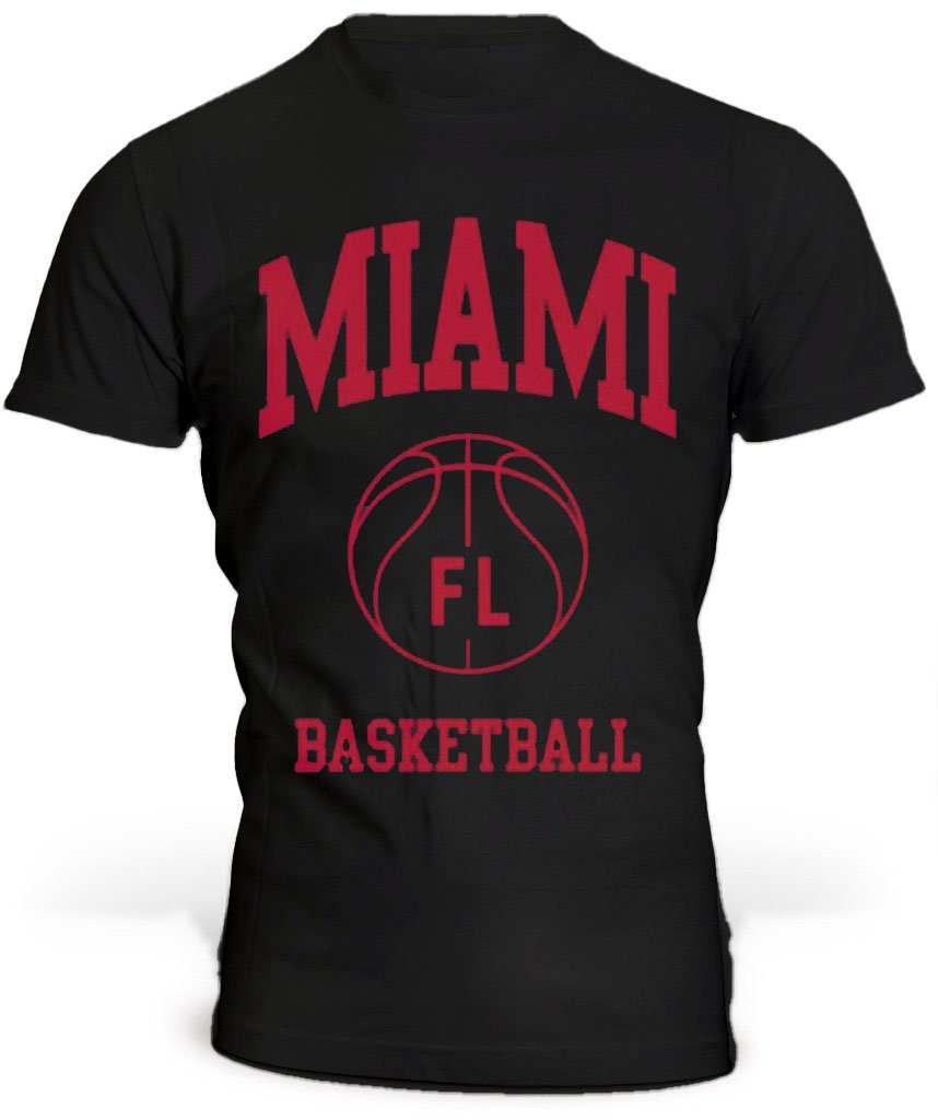 T-Shirt Miami Basketball