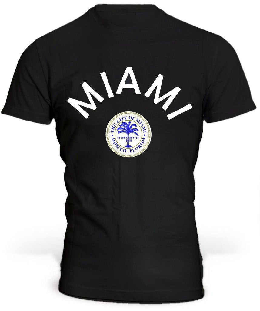 T-Shirt Miami City
