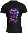 T-Shirt Miami Tiger Noir