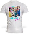 T-Shirt Miami Vice Blanc
