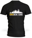 T-Shirt New York OMG