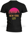 T-Shirt New York Sunset