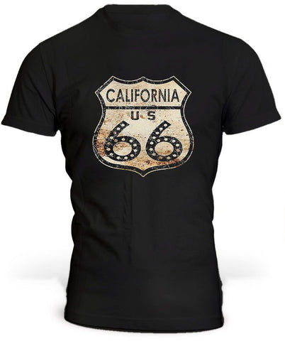T-Shirt Route 66 California