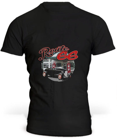 T-Shirt Route 66 Station