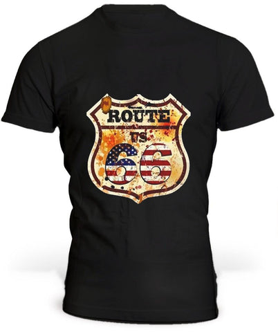 T-Shirt Route 66 US