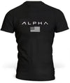 T-Shirt Alpha Noir