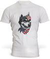 T-Shirt USA Dog