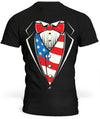 T-Shirt USA Gentleman