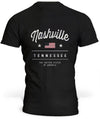 T-Shirt USA Nashville